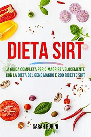 dieta per dimagrire ricette