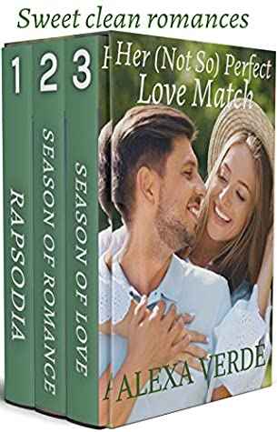 Her (Not So) Perfect Love Match: Opposites-attract sweet, faith-filled romances set in a small-town (To Love and to Cherish Book 1)