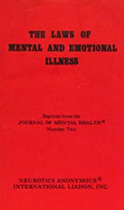 The Laws of Mental and Emotional Illness