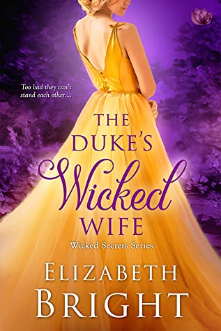 The Duke's Wicked Wife (Wicked Secrets, #4)