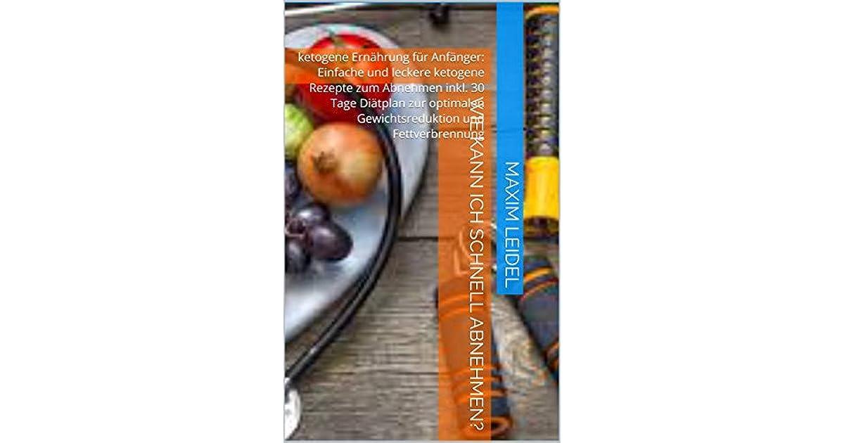 Einfacher ketogener Diätplan für Anfänger