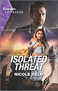 Isolated Threat (Badlands Cops #4)