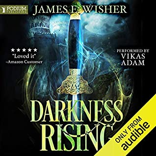 Darkness Rising (Disciples of the Horned One: Soul Force Saga, #1) Audible Audiobook – Unabridged