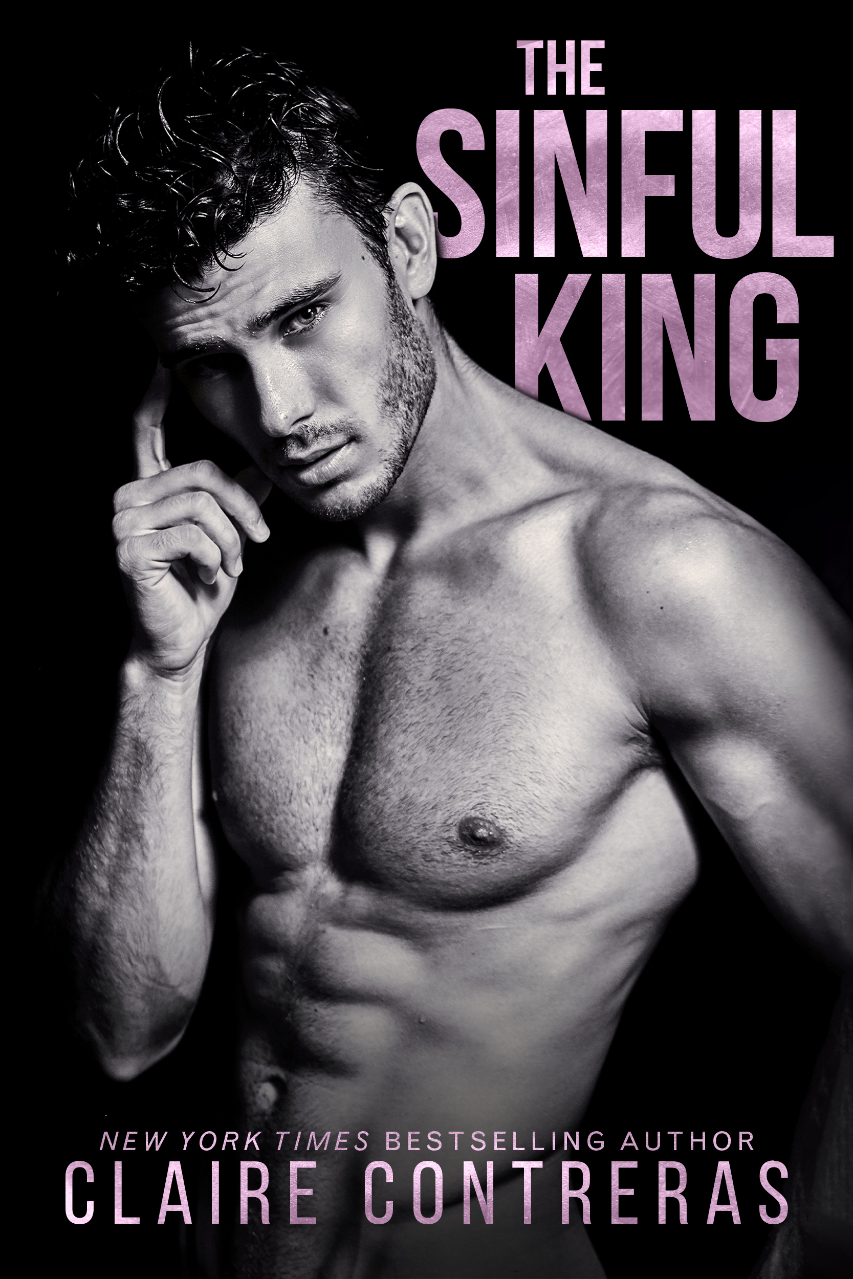 The Sinful KinG - Claire Contreras