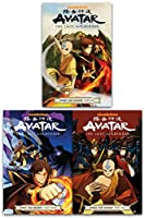 Avatar The Last Airbender Smoke and Shadow Series 3 Books Collection Set (Smoke and Shadow Part 1, Smoke and Shadow Part 2, Smoke and Shadow Part 3)