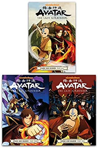 Avatar: The Last Airbender - Smoke and Shadow by Gene Luen Yang
