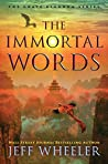 The Immortal Words (The Grave Kingdom, #3) audiobook review