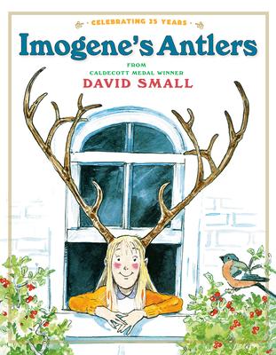 Imogenes AntlersbyDavid Small