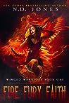 Fire, Fury, Faith (Winged Warriors, #1)