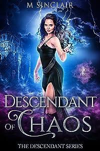 Descendant of Chaos (Descendants, #1)