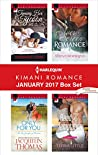 Harlequin Kimani Romance January 2017 Box Set: Taming Her Tycoon\Only for You\Silver Screen Romance\Road to Temptation