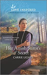 Her Amish Suitor's Secret (Amish of Serenity Ridge #3)