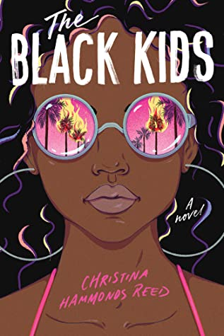 The book cover of The Black Kids.