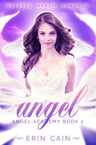 Angel: Reverse Harem Academy Romance (Angel Academy Book 2) Erin Cain