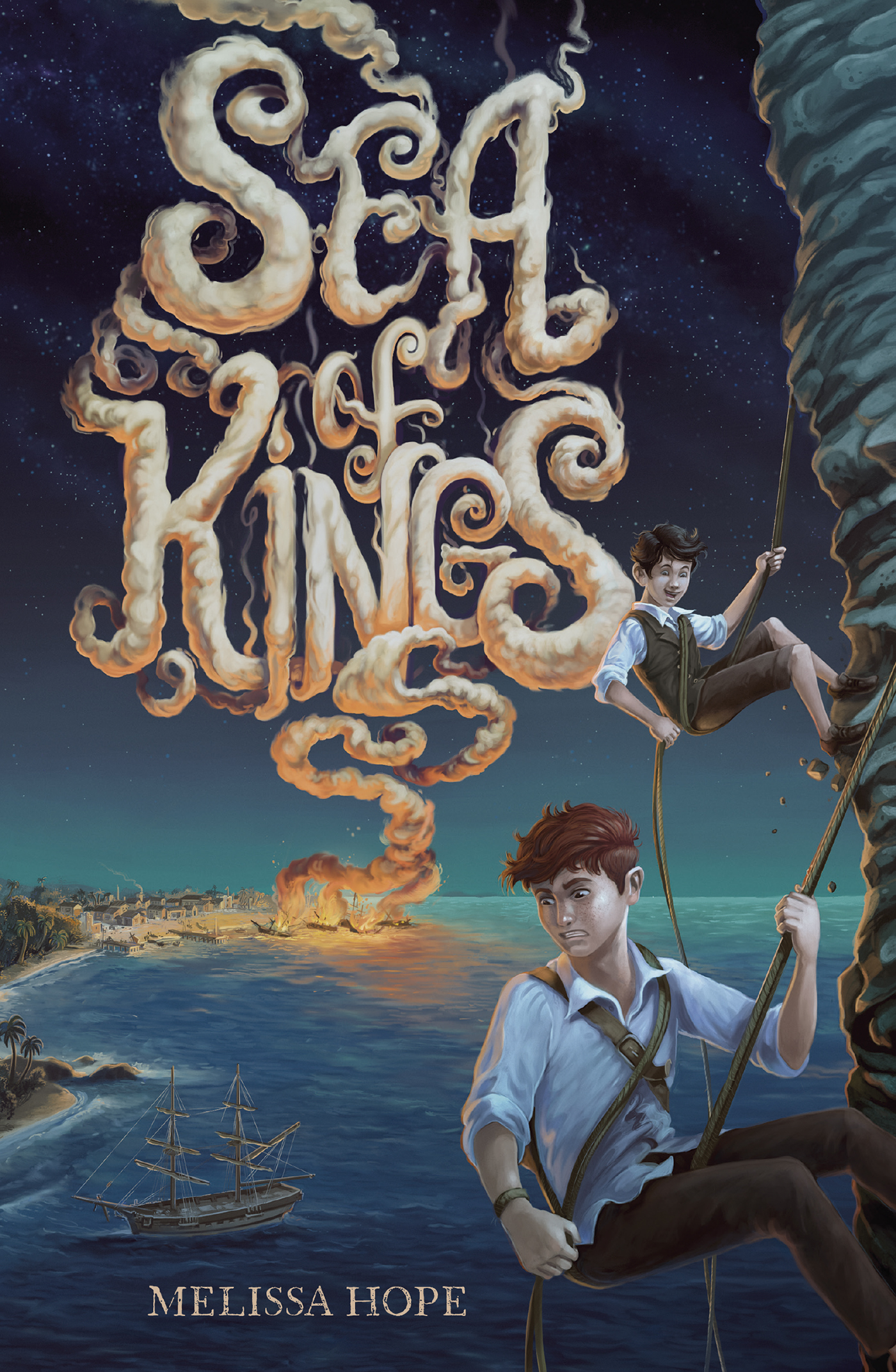 Sea of Kings