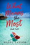 What Means the Most: Secrets (Island, #4)
