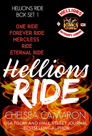 Hellions Ride Box Set 1-4