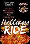 Hellions Ride Box Set 1-4 (Hellions Motorcycle Club)