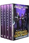 Forsaken Mercenary Box Set: Books 1–4 (The Forsaken Mercenary Series Box Set Book 1)
