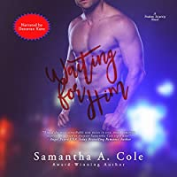 Waiting for Him (Trident Security #3)