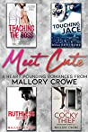 Meet Cute: Four Heart Pounding Romances From Mallory Crowe