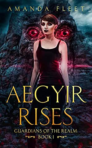 Aegyir Rises by Amanda Fleet