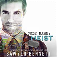 Code Name: Heist (Jameson Force Security, #3)