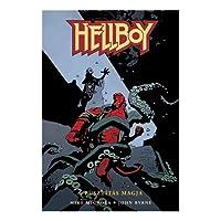 Hellboy: A pusztítás magja (Hellboy #1)