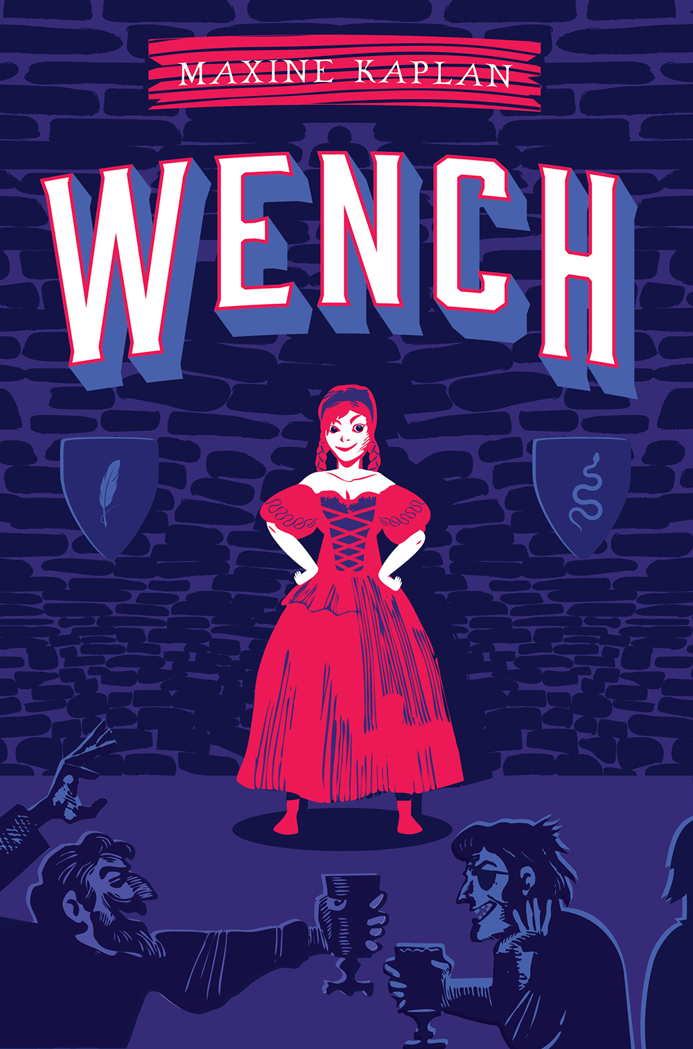 Wench by Maxine Kaplan
