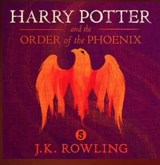 Audiobook Order of the Phoenix