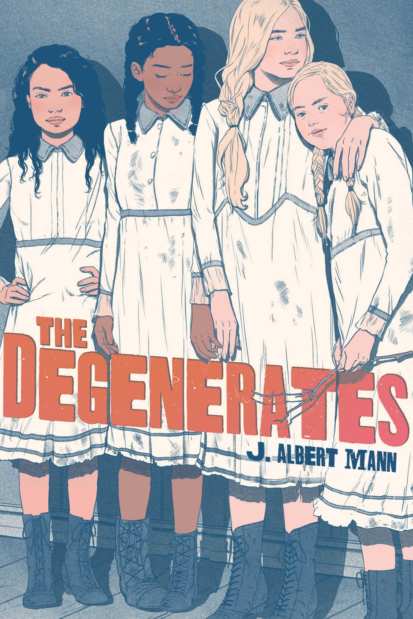 The Degenerates - J. Albert Mann