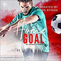 Home Goal (Gay Footballer Romance #1)