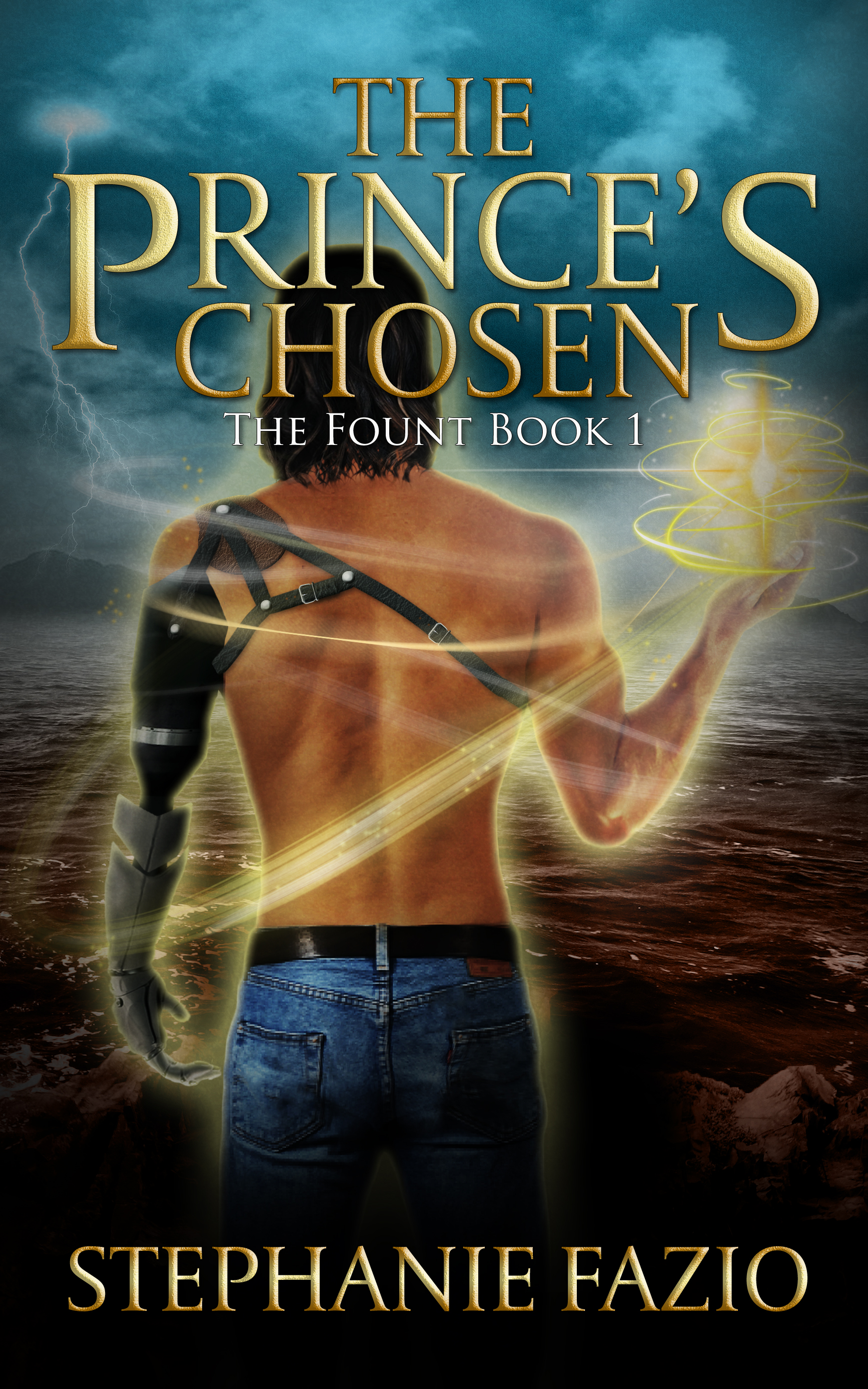 The Prince's Chosen (The Fount, #1)