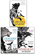 The Nevernight Chronicle Series 3 Books Collection Set by Jay Kristoff - Nevernight, Godsgrave, Darkdawn