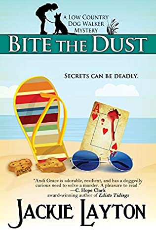 Bite the Dust (A Low Country Dog Walker Mystery)