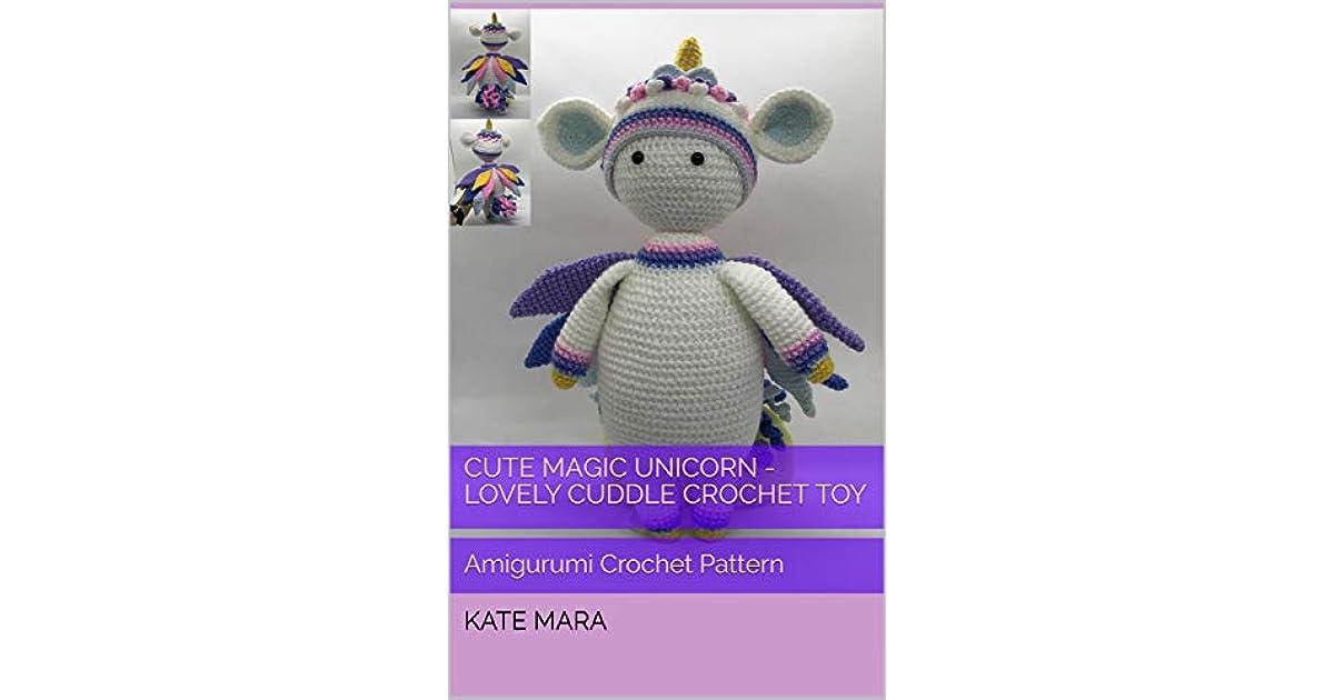Unicorn Crochet: 50 Totally Cute Projects!: Gradt, Katja ... | 630x1200