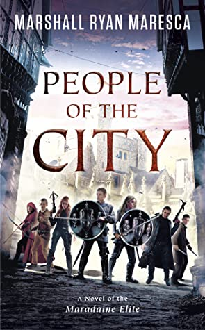 People of the City (Maradaine Elite, #3)