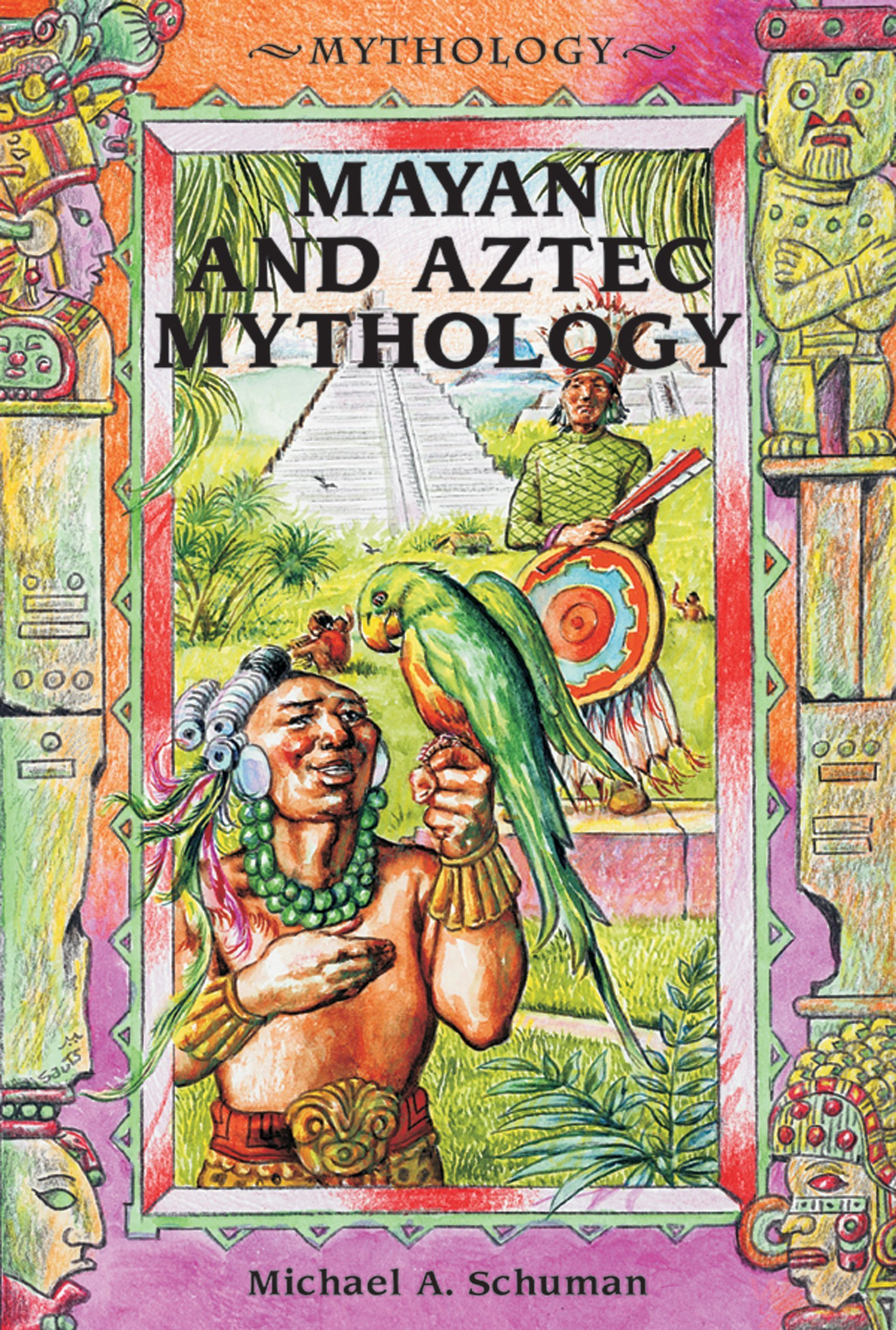 Mayan-and-Aztec-Mythology