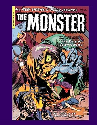 Monster #2: Classic Horror Comic Reprints from the 1950s -- All Stories - No Ads