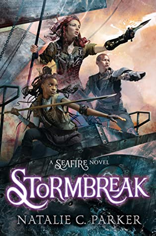 Stormbreak (Seafire, #3)
