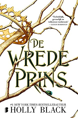 De wrede prins by Holly Black