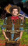 Donnell: Cowboy Scrutiny  (The Kavanagh Brothers #5)