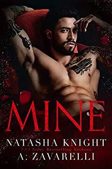 Mine (Ties that Bind, #1)