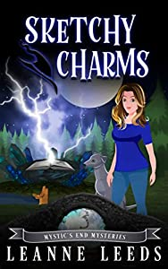 Sketchy Charms (Mystic's End #3)