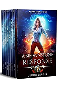 Alison Brownstone Omnibus #2 (Books 9-15): A Brownstone Response, A Brownstone Solution, Keep Your Enemies Closer, Rise Up, Dark Reunion, Drow Conqueror, Drow Triumphant