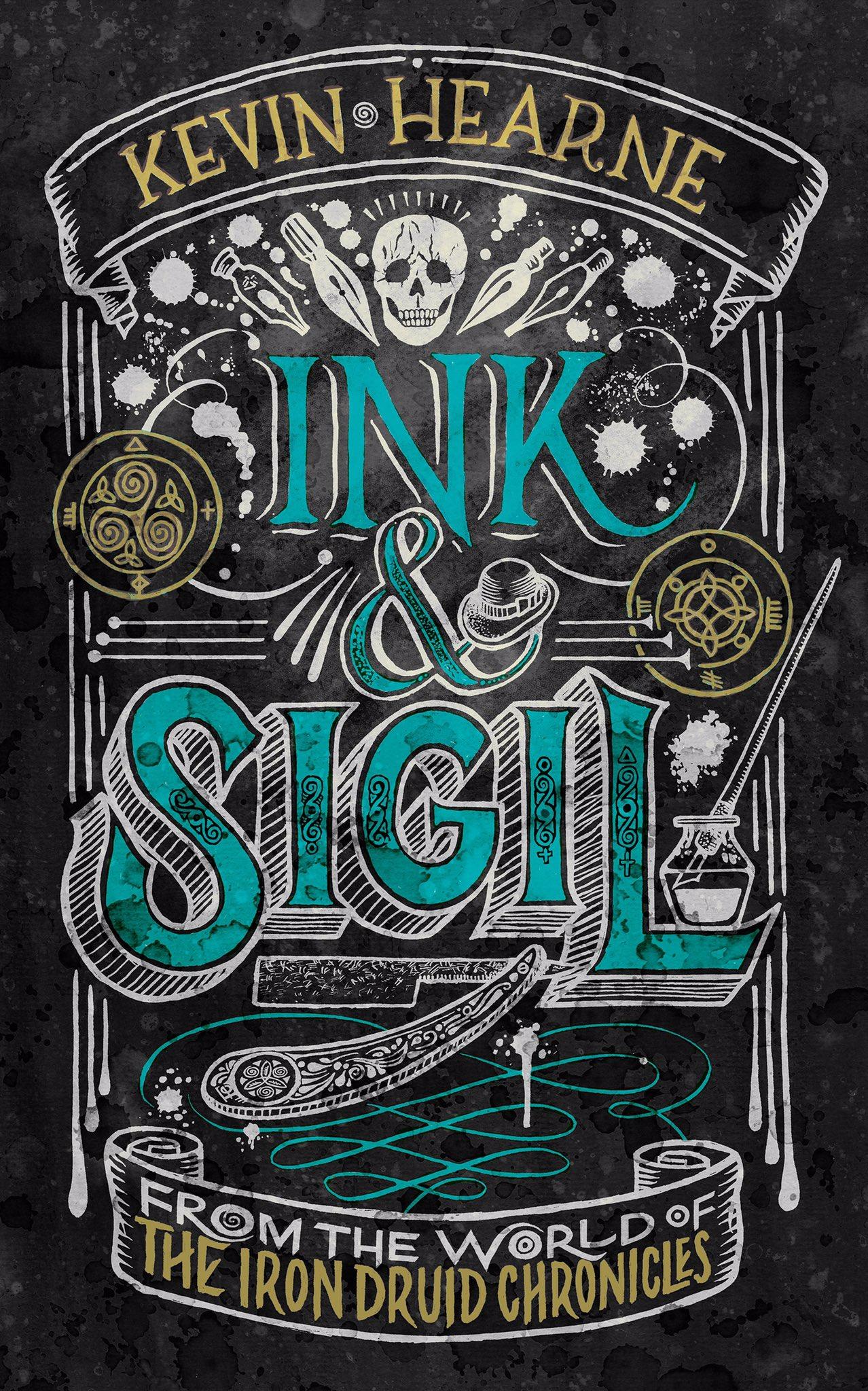 Ink & Sigil (Ink & Sigil #1)