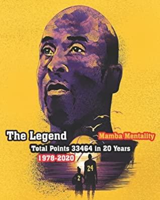 The Legend, Mamba Mentality, Total Points 33464 in 20 Years
