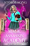 Magic Assassin Academy 1: Mean Girls and Magic- A Reverse Harem Fantasy Academy