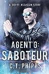 Saboteur (Agent G, #2)