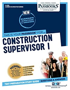 Construction Supervisor I